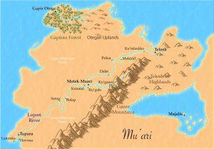 Mu'ari, Home of the God-Rings